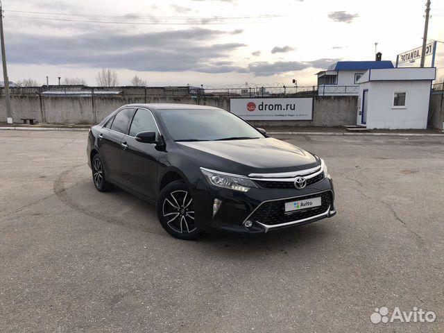 Toyota Camry, 2017 88422250101 купить 9