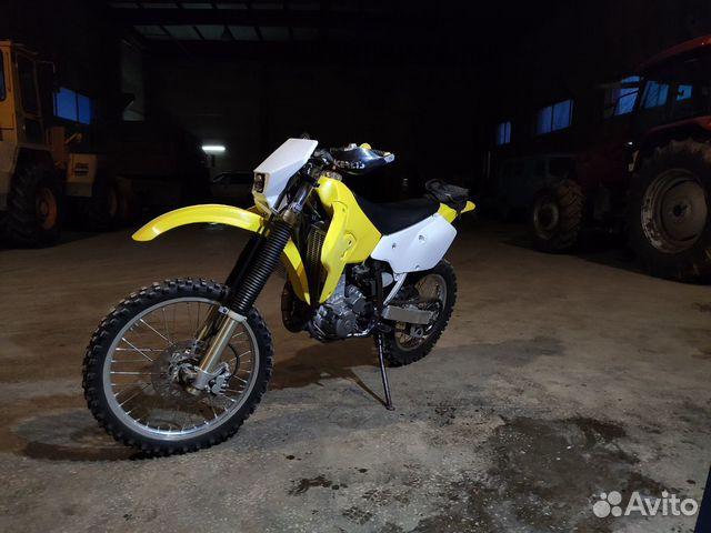 Suzuki Drz 400E купить 4