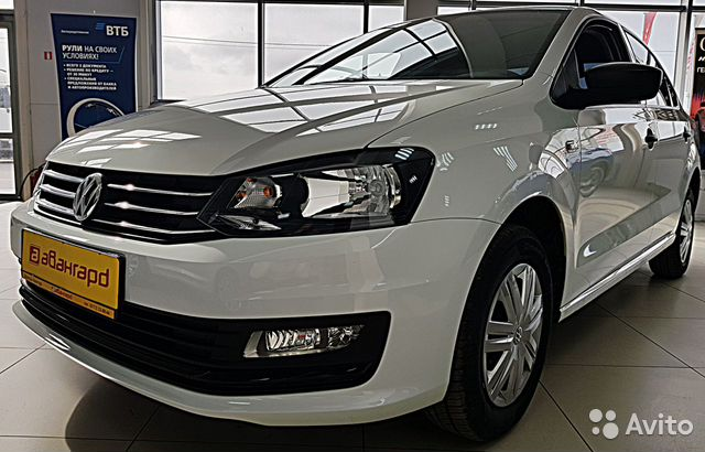 Volkswagen Polo, 2020 88172706306 купить 1