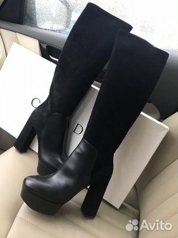 Boots Casadei Italy and jacket Karen Millen hearth buy 1