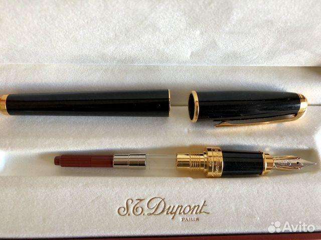 Перьевая ручка S. T. Dupont Olympio 89857379002 купить 4