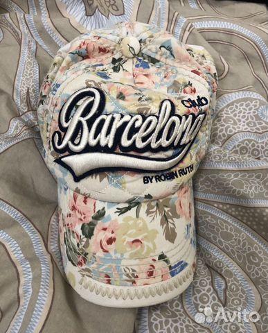 Бейсболка Barselona 89514826764 купить 1