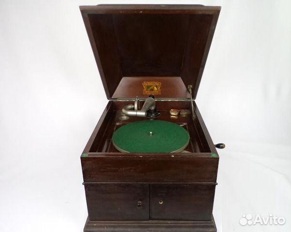 Граммофон HIS masterS voice Англия 1920-е  89136830464 купить 1