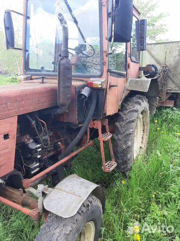Sälja traktor t 25