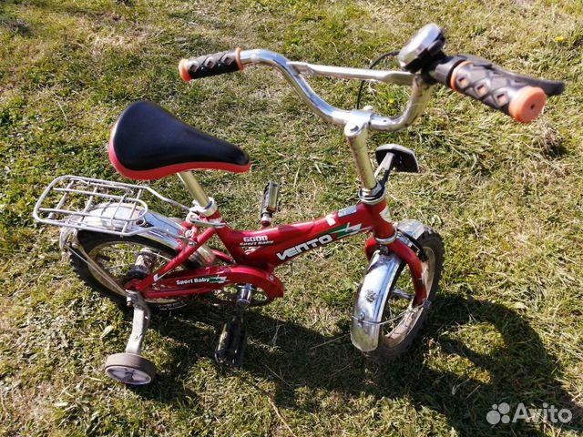 Велосипед детский 89520521493 купить 2