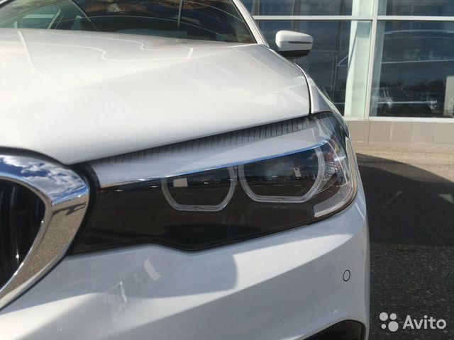 BMW 5 серия, 2020