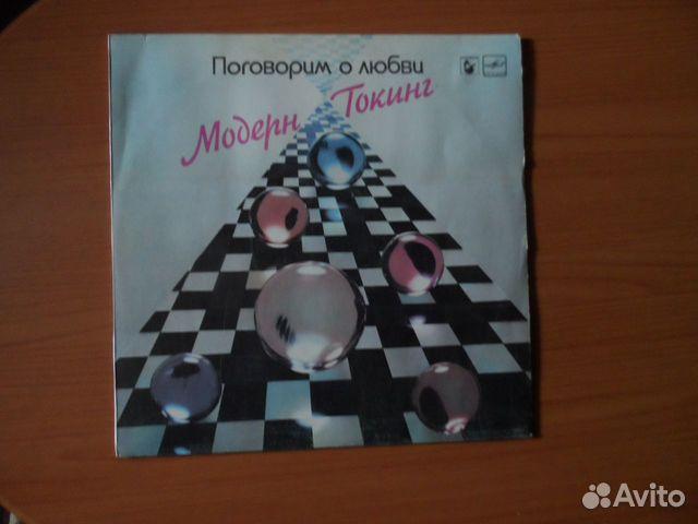 Винил Modern Talking Talk About Love - 1985  купить 1