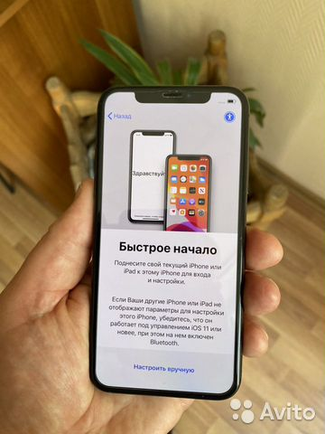 Продаю смартфон Apple iPhone X 256GB серый космос  89107873518 купить 4