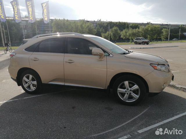 Lexus RX, 2010 89131506622 купить 7