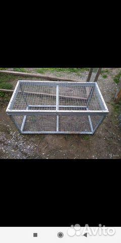 Клетки для содержания кроликов птиц и цыплят 89898713107 купить 5
