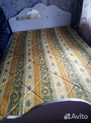 Кровать двухспальная  89534305001 купить 3
