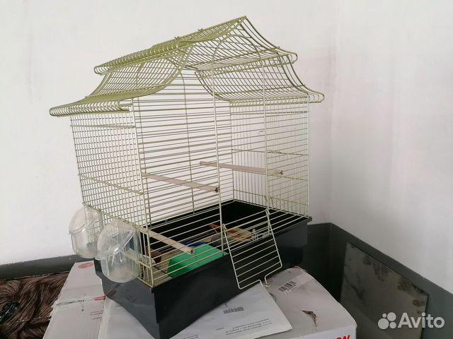 Продам клетку для попугаев  89501026382 купить 4