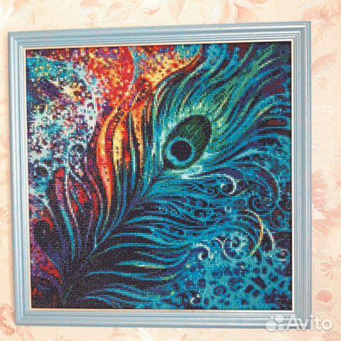 Картины алмазная вышивка и вышивка лентами  89158356890 купить 7