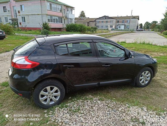 Renault Megane, 2011  89051883062 купить 5
