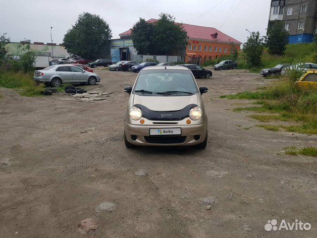 Daewoo Matiz, 2014  89600223012 купить 2