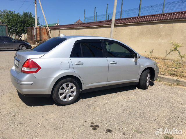 Nissan Tiida, 2007  89634095029 купить 3