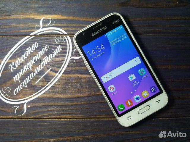 Samsung Galaxy J1 Mini SM-J105 Белый  89148002038 купить 1