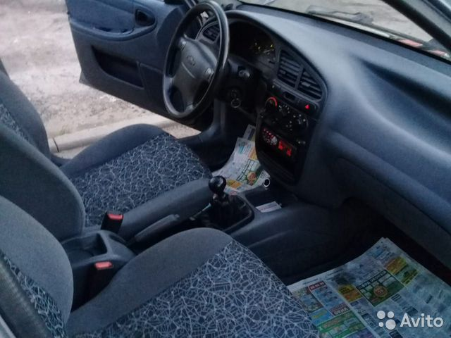 Chevrolet Lanos, 2008  89052963186 купить 5