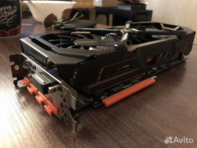 Видеокарта GTX-1080ti 11gb. aorus  89063137454 купить 4