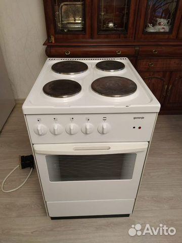 Плита gorenje 4 конфорки духовка  89082212122 купить 2