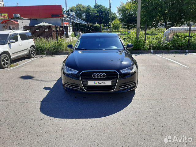 Audi A6, 2013  89537455901 купить 5