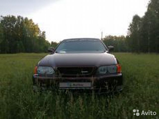 Toyota Chaser, 1997  89630012165 купить 8