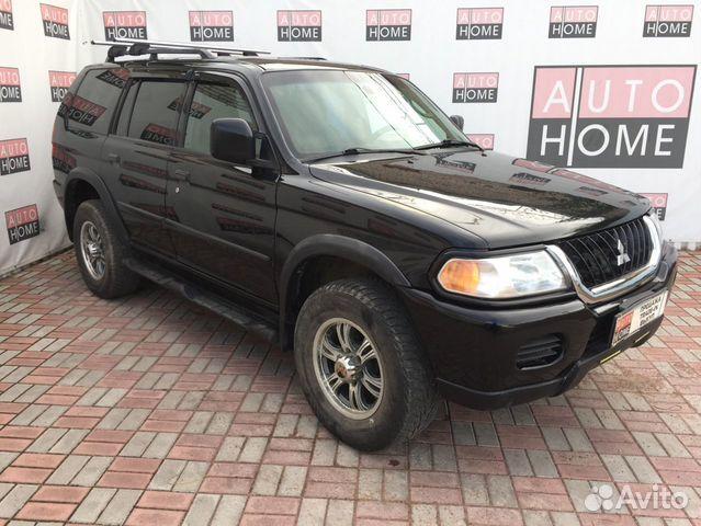 Mitsubishi Montero Sport, 2002  88126290289 купить 3