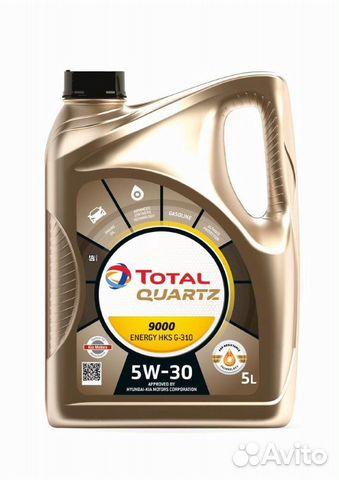 Масло синтетика Total 5w30  89108473015 купить 1