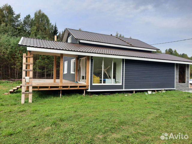 Дом 117 м² на участке 20 сот.  89127354701 купить 6