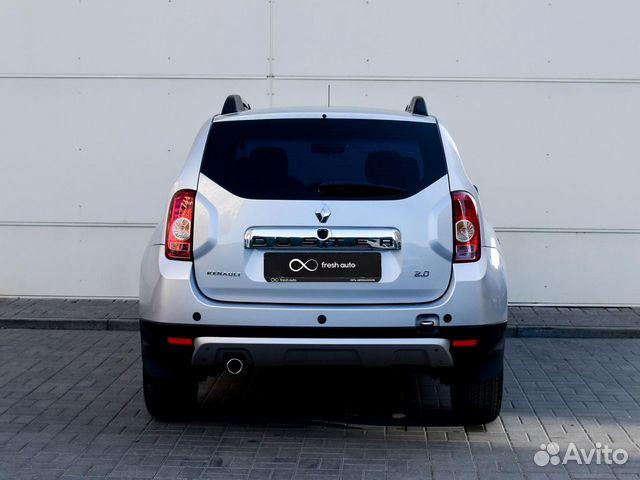 Renault Duster, 2012  88612441524 купить 3