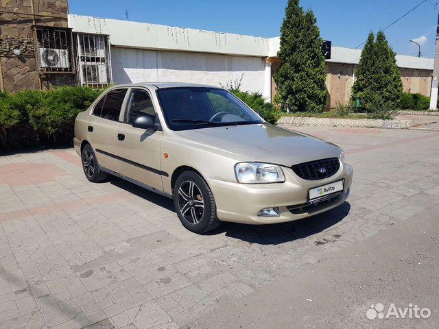 Hyundai Accent, 2005  89584765464 купить 1