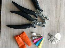 Инструменты для наращивания