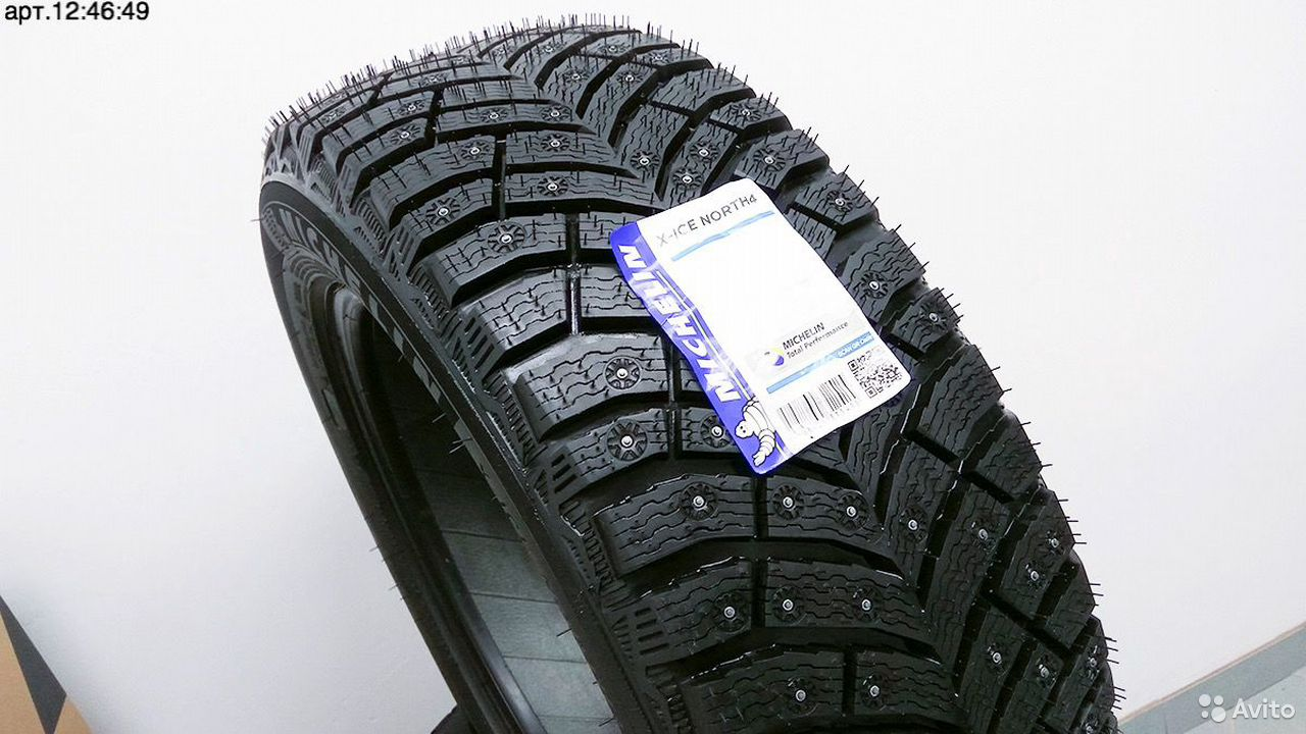 Шины зимние 275/40 R21 Michelin X-Ice North 4  89298181890 купить 3