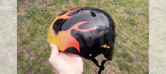 Шлем защитный для активного отдыха купить в Алтайском крае с доставкой | Хобби и отдых | Авито