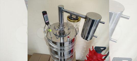 Самогонный апарат за 5 минут тесто для самогонного