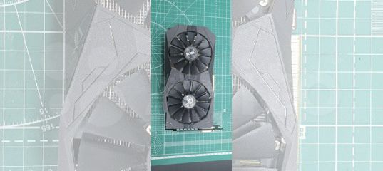 Radeon rx 570 strix требует ремонта