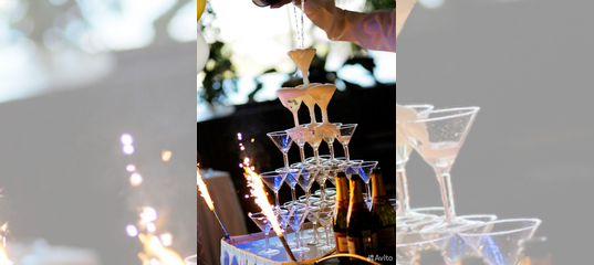 Вечеринка с шампанским аппарат
