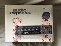 Звуковая карта Motu Audio Express