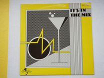 It's In The Mix 1985 Italoheat Germany / VA / LP