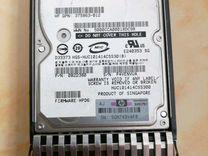 Серверный 2.5 hdd hp dg146a4960 — Товары для компьютера в Самаре