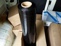 Стрейч пленка черная 2.7 кг