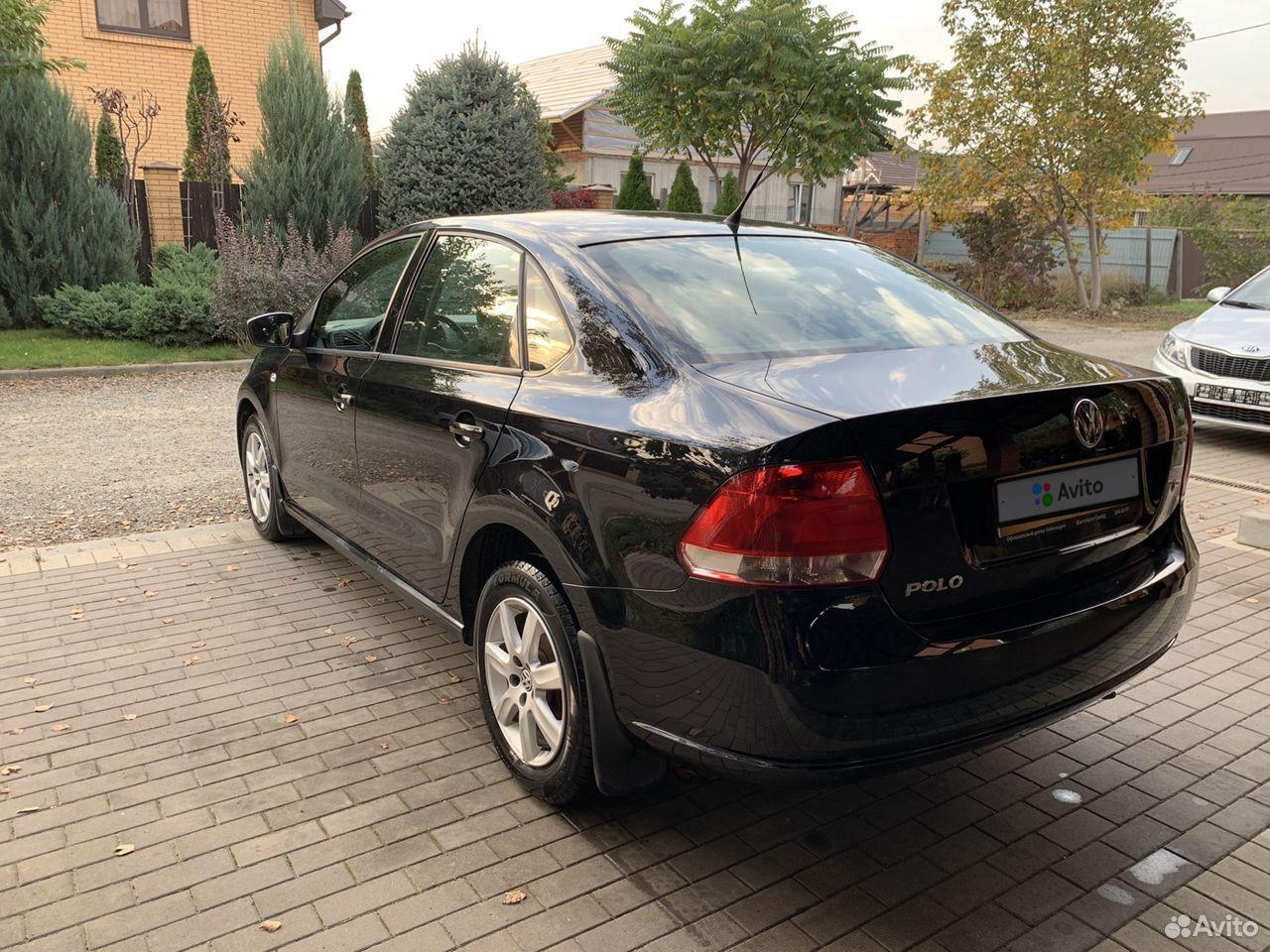 Volkswagen Polo, 2012  89181816138 купить 7