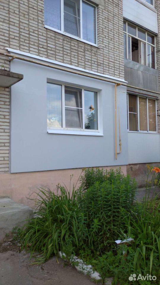 Утепление стен фасадов, герметизация межпанельных