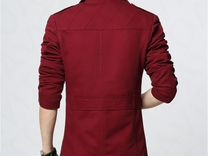 Куртка новая, пиджачного/плащного типа