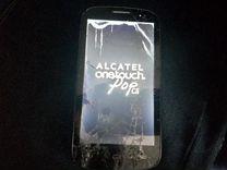 Смартфон Alkatel One Touch Pop C5