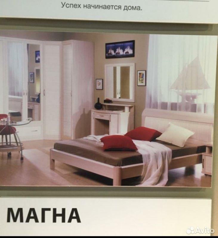 Кровать 1,52