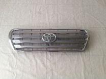 Toyota Land Cruiser 200 решетка подкрылок