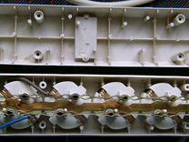 Удлинитель с защитой, 1,5 метра 6 розеток, б/у