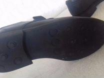 Ботинки (туфли) нат кожа для мальчика 32 р-р