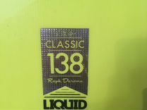 Вэйкборд liquid force LTD Classic 138